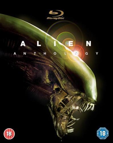 Alien Anthology (Blu-ray) für ~20,25€ inkl. Versand bei zavvi.uk