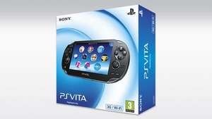 Ps Vita WiFi + 3G altes Modell
