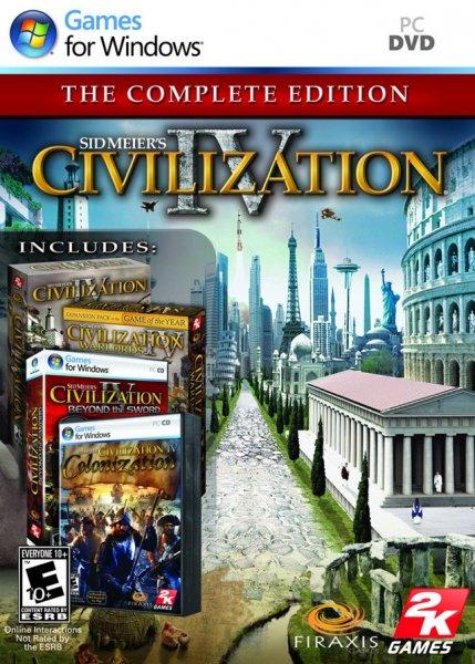 Steam: Civilization III und IV für je 1$, mit Civilization V für 8$