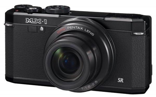 [Amazon.fr Blitzdeal] Pentax MX-1 Kompaktkamera (7,6 cm (3 Zoll) LCD-Display, 12 Megapixel CMOS-Sensor, 1080p, Full HD, USB 2.0) schwarz für 215  € inkl. Vsk  (Bestpreis)
