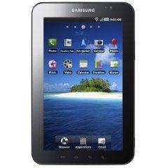Samsung Galaxy Tab WiFi Tablet WEIß @WHD