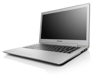 Lenovo IdeaPad U330P 33,7 cm (13,3 Zoll) Notebook (Intel Core i5, 4GB RAM, 500GB HDD, DOS) grau