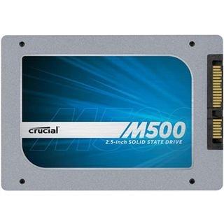 [hardwareversand.de] Crucial M500 240GB für 108,10 Euro