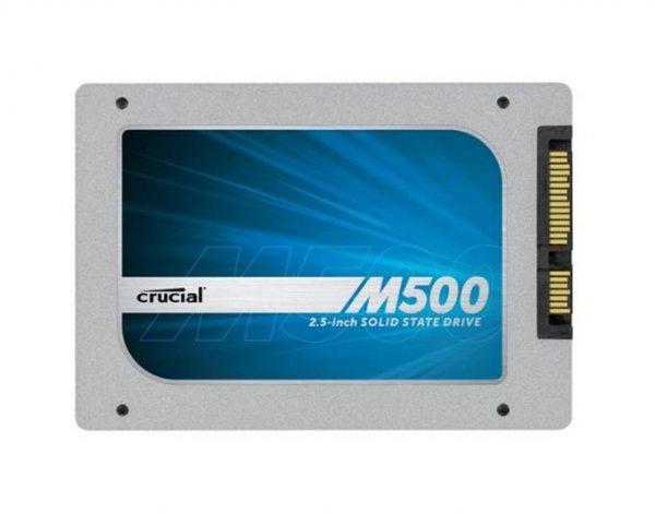 "SSD Crucial M500 SATA 6GB/s 2,5"""