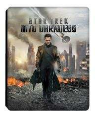 Star Trek – Into Darkness 3D, SteelBook™ für 15€ @MM