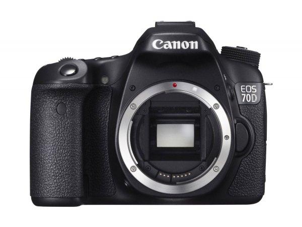 [amazon WHD] Canon EOS 70D SLR-Digitalkamera Body