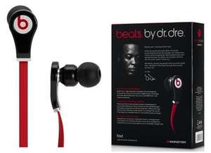 Monster Beats by Dr Dre Tour