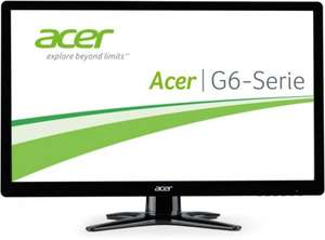 "Acer™ - 24"" LED-Monitor ""G246HLBbid"" (Full HD,VGA,HDMI,DVI,2ms) für €119,99 [@Amazon.de]"