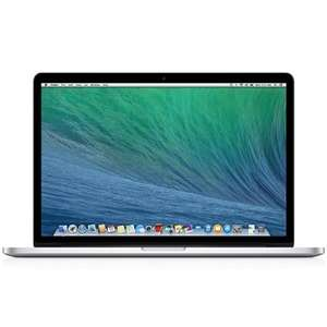 "MacBook Pro 15.4"" Retina late 2013 refurbished für 1699,00"