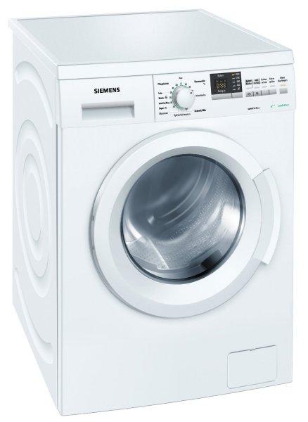 SIEMENS WM14Q3ED varioPerfect ecoEdition für 399€- 7kg Waschmaschine mit A+++