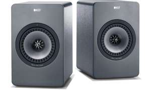 KEF X-300A Wireless GM Graphit Metallic, Aktiv-Lautsprecher