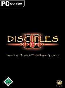 (Capsule) Disciples II: Gold Edition für 1,60€ @ GMG