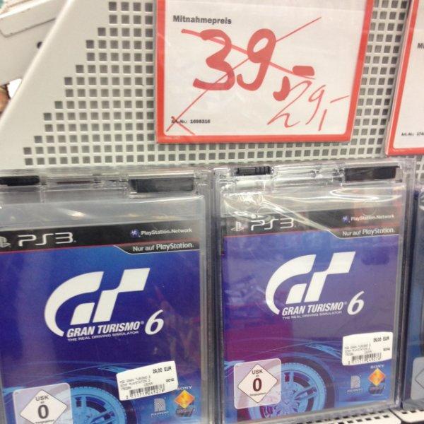 [LOKAL] Mediamarkt Düsseldorf Arkaden Gran Turismo 6 PS3