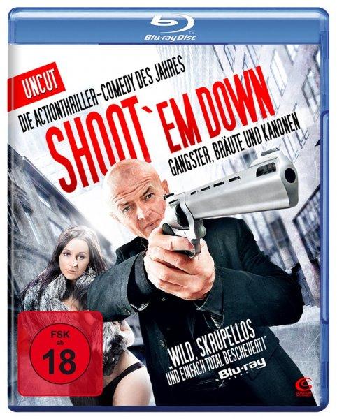 [Saturn.de] Shoot 'Em Down (Uncut) Action Blu-ray 3,99 €