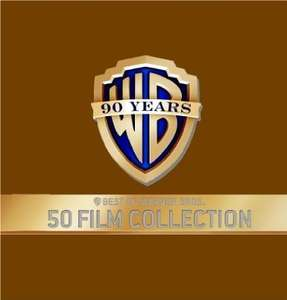 [Amazon Blitzangebot] 90 Jahre Warner Bros 50 Film Blu-ray oder 90 Film DVD Collection je 149,97€