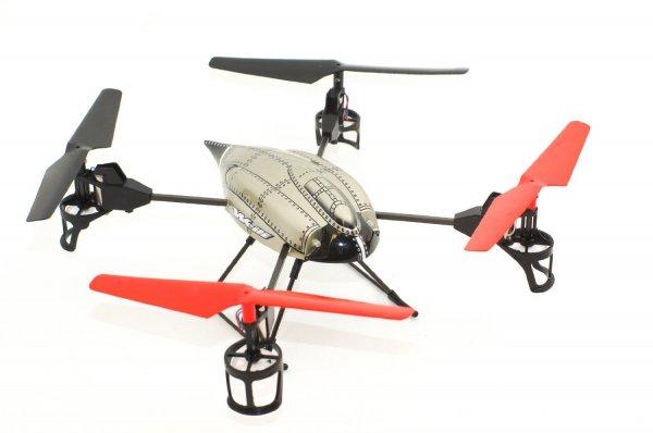 """[UPDATE] Einsteiger Quadrocopter mit """"Wasserspritze"""" für 57,99€"""