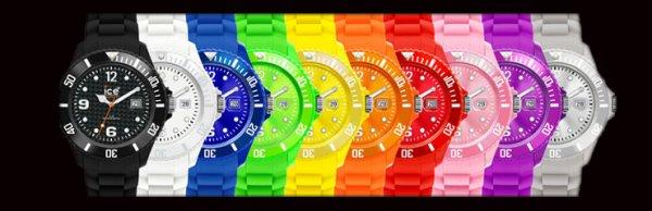 Ice Watch Sili Forever Red ab 34,30€ inkl. VSK mit Gutscheincode @ Karstadt / chic-time
