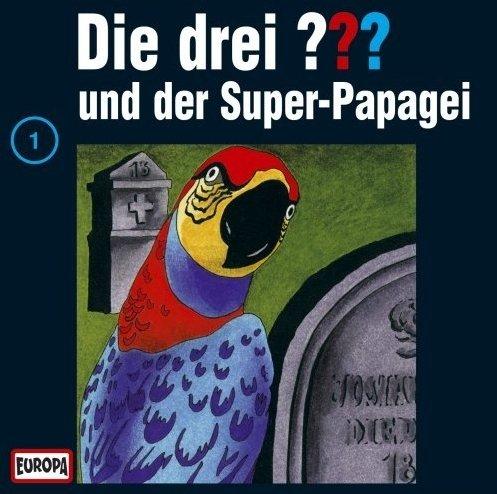 Die drei Fragezeichen und der Super-Papagei gratis bei Google Play
