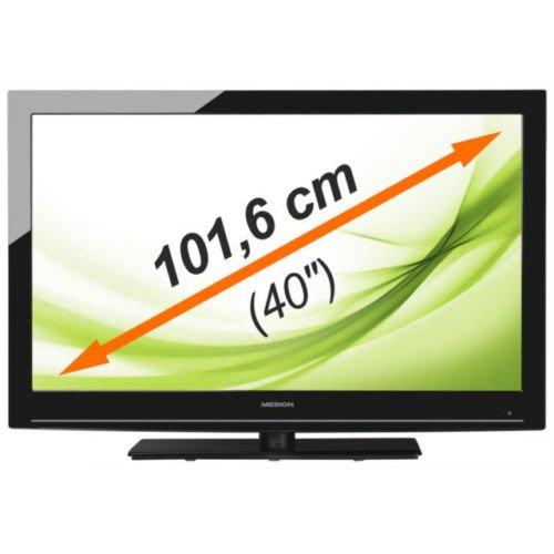 """40"""" LED-TV mit Triple Tuner MEDION MD 30560 P16035 für 299,99€ @eBay"""