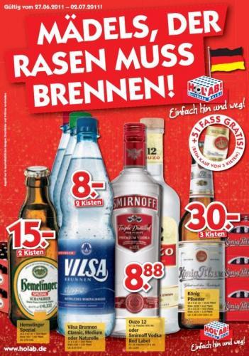 offline Norddeutschland: 3 Kisten Köpi + 5L Fass 30,-€ bei HOL`AB