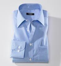 Extraglatt-Hemd Comfort Fit 2 für 1 @ walbusch