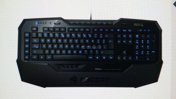 Roccat Gaming Tastatur Isku 57,85€