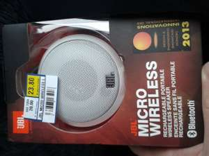 [Lokal SU] Metro St. Augustin - JBL Micro Wireless Bluetooth Akku Lautsprecher