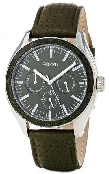 Esprit Herren-Armbanduhr XL Orbus Analog Quarz Leder ES103012003 @ Amazon.de