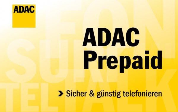 Gratis SIM-Karte mit Gratis-Flat S vom ADAC!! (für Mitglieder)