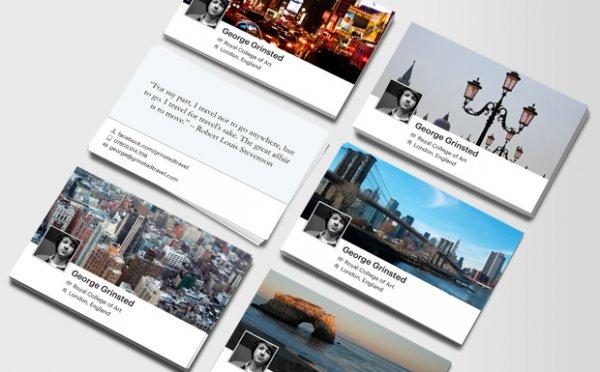 50 Facebook-Style Visitenkarten in überragender Qualität von moo. Kostenlos für begrenzte Zeit plus 4,76€ Versand. Oder 10% Gutschein für alles andere