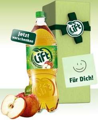 [Thomas Philipps] Lift Apfelschorle 1,5l im 6er Pack 1,99€ (33,2 ct je Flasche)