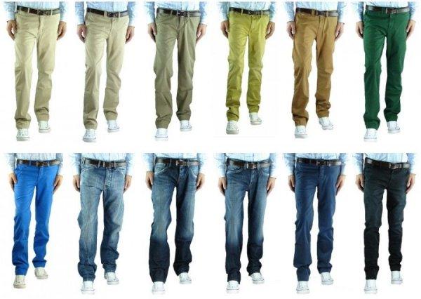 Pepe Jeans & Chinos diverse Modelle für sie und ihn für 29,99€ @eBay