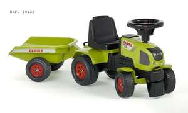 [Marktkauf evtl. nur regional MünSter] Class Traktorrutscher mit Anhänger ab 12.2. Idealo 29.90€