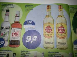 [Real] Havana Club 3 Anos 0,7 l für 9,99