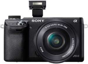 Sony NEX-6LB SEL-P1650 AMAZON WHD 519€  115 € unter IDEALO !
