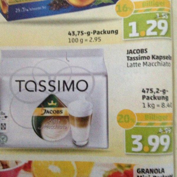 [Penny]Jacobs Tassimo Latte Macchiato