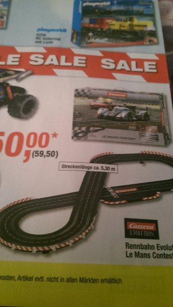 Carrera le Mans Contest