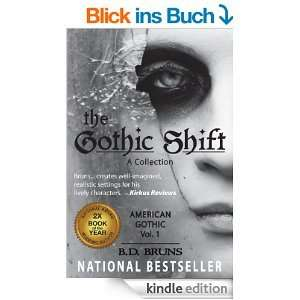 The Gothic Shift (American Gothic) [Kindle Edition] @Amazon