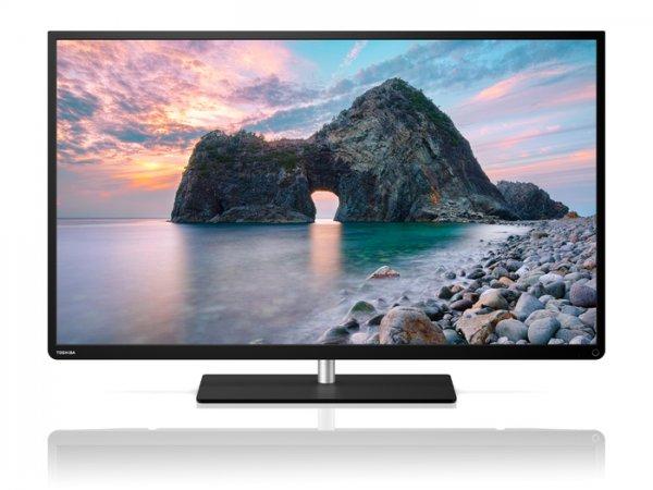 [lokal - Cyberport Dortmund] Toshiba 50L4363DG 126 cm (50 Zoll) LED-Backlight-Fernseher, EEK A+ (Full HD, 100Hz AMR, DVB-T/C/S, CI+, Smart TV)