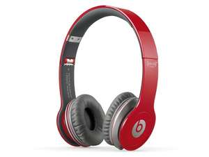 Beats by Dr. Dre Solo HD Red Special Edition