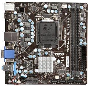 MSI H61I-E35 (Sockel 1155 ITX-Mainboard, HDMI) @ZackZack.de