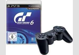 PS3 Gran Turismo 6 + DualShock 3 Wireless Controller für 59€ @Saturn (on- & offline)