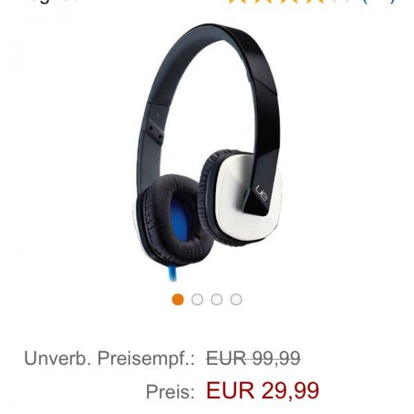 Logitech UE4000 für 30€ auf Amazon