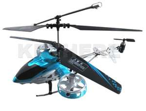 4Ch Metall Helikopter mit Gyro @ebay unter 20€ Powerseller