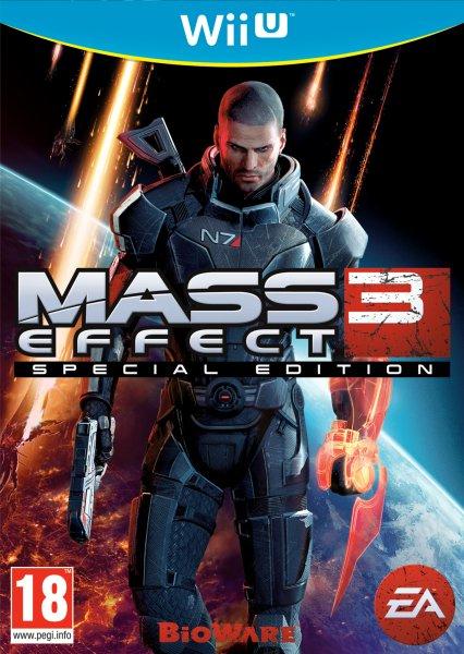 Nintendo Wii U - Mass Effect 3: Special Edition für €12,02 [@Zavvi.com]