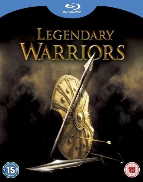 Blu-ray Box - Legendary Warriors (Troja,300,Kampf der Titanen auf 4 Discs) für €9,01 [@Zavvi.com]