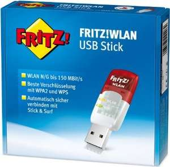 AVM FRITZ!WLAN USB Stick [Amazon-Prime] Preis gilt nur für ca. 12std.
