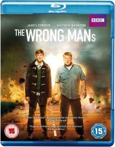The Wrong Mans Blu-ray für 13,25€ inkl. Versand