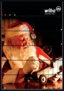 Jetzt schon an Weihnachten denken: Wiha Werkzeug Weihnachtskalender im Abverkauf bei Conrad.
