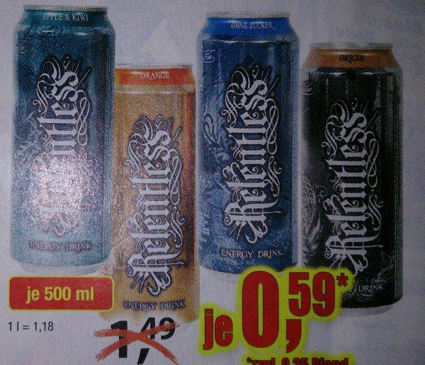 [CenterShop] Relentless 500 ml